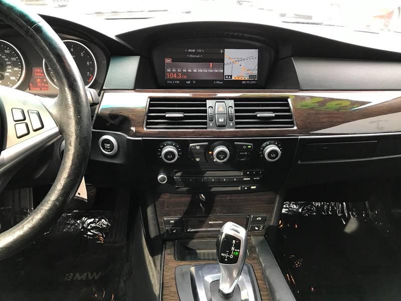 2008 BMW 5 Series 535i 4dr Sedan Luxury - Louisville KY