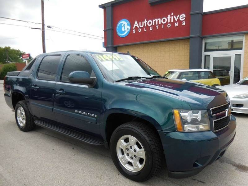 Used Chevrolet Avalanche For Sale Louisville KY CarGurus - Chevrolet louisville ky