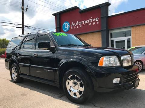 2005 Lincoln Navigator for sale in Louisville, KY