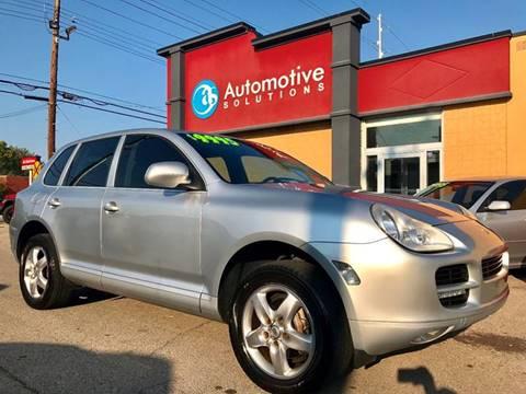 2006 Porsche Cayenne for sale in Louisville, KY