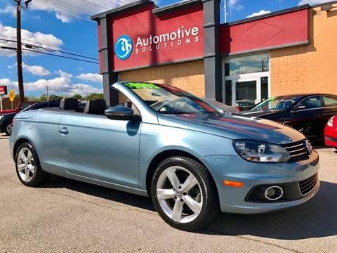 2012 Volkswagen Eos for sale in Louisville, KY