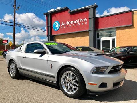 2012 Ford Mustang for sale in Louisville, KY