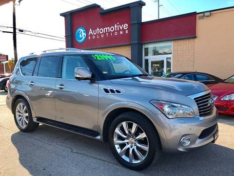 2011 Infiniti QX56 for sale in Louisville, KY