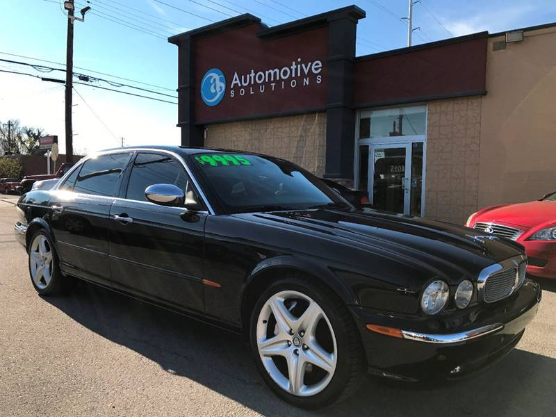 2005 Jaguar XJ Series Super V8 4dr Sedan   Louisville KY