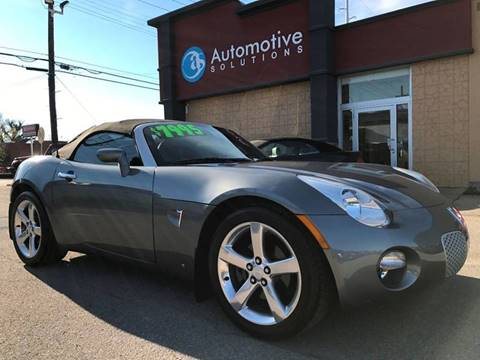Automotive Solutions Used Cars Louisville KY Dealer - Cool cars louisville ky