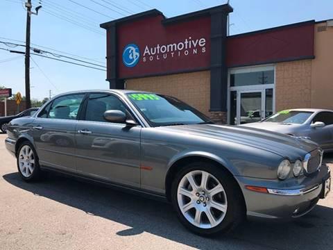 Used Jaguar Xj Series For Sale In Kentucky Carsforsale