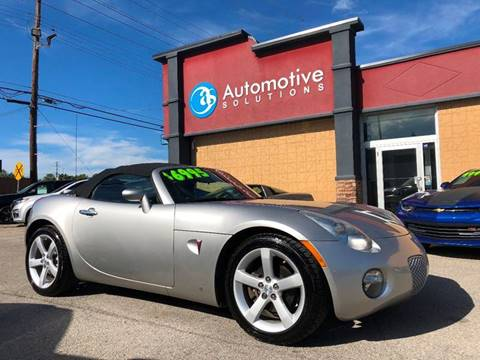 2006 Pontiac Solstice for sale in Louisville, KY