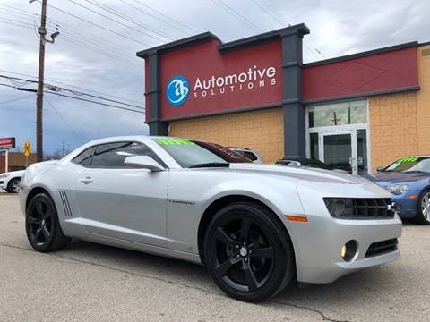 Used Chevrolet Camaro For Sale In Louisville Ky