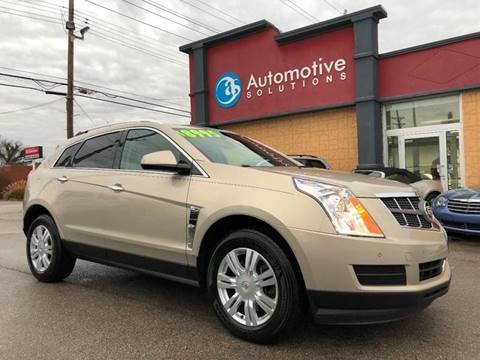 Cadillac Srx For Sale In Kentucky Carsforsale Com