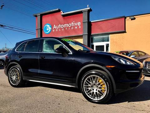 2012 Porsche Cayenne for sale in Louisville, KY