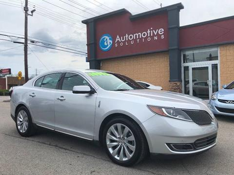 2015 Lincoln MKS for sale in Louisville, KY