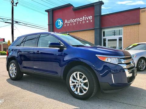 2013 Ford Edge for sale at Automotive Solutions in Louisville KY