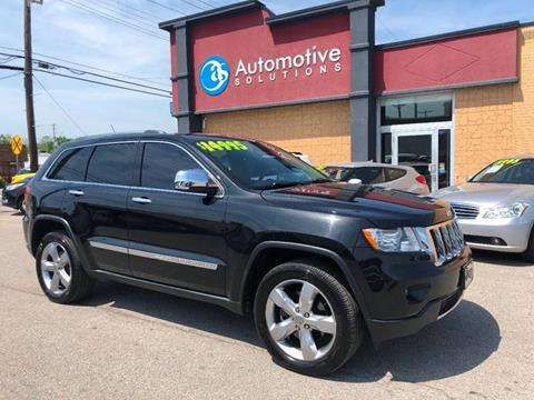 2012 Jeep Grand Cherokee for sale in Louisville, KY