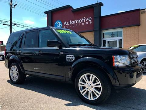 Land Rover Louisville >> Land Rover Lr4 For Sale In Louisville Ky Automotive Solutions