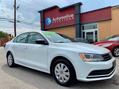2015 Volkswagen Jetta for sale in Louisville, KY