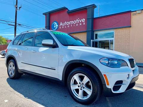 2013 BMW X5 for sale at Automotive Solutions in Louisville KY