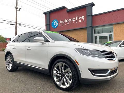 2017 Lincoln MKX for sale in Louisville, KY