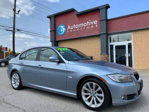 2011 BMW 3 Series for sale at Automotive Solutions in Louisville KY