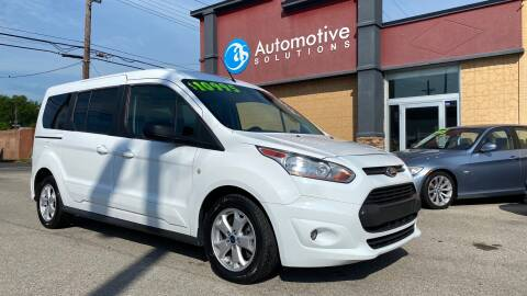 2016 Ford Transit Connect Wagon for sale at Automotive Solutions in Louisville KY