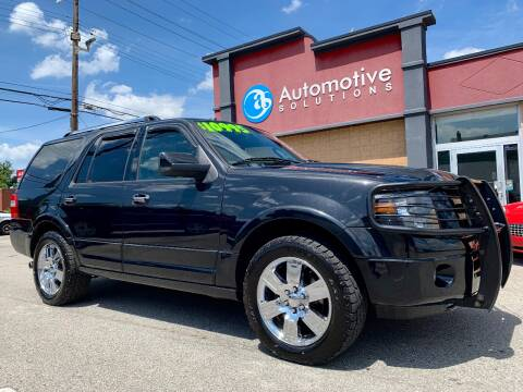 2010 Ford Expedition for sale at Automotive Solutions in Louisville KY