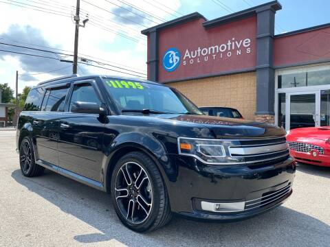2014 Ford Flex for sale at Automotive Solutions in Louisville KY