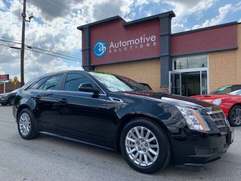 2011 Cadillac CTS for sale at Automotive Solutions in Louisville KY