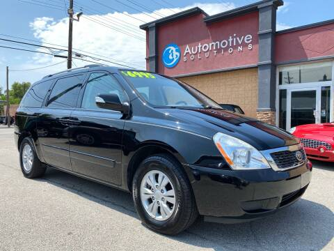2012 Kia Sedona for sale at Automotive Solutions in Louisville KY