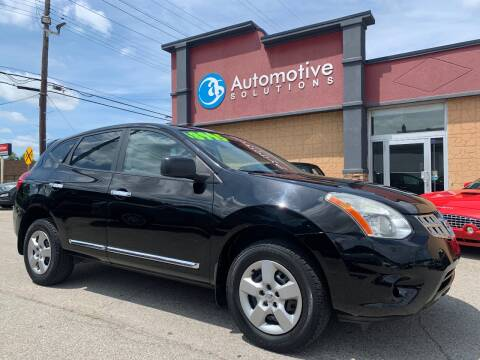 2013 Nissan Rogue for sale at Automotive Solutions in Louisville KY