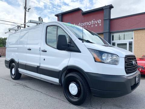 2017 Ford Transit Cargo for sale at Automotive Solutions in Louisville KY
