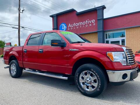 2011 Ford F-150 for sale at Automotive Solutions in Louisville KY