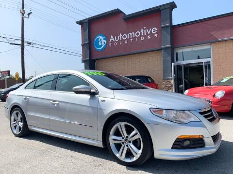 2012 Volkswagen CC for sale at Automotive Solutions in Louisville KY