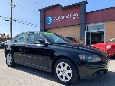 2007 Volvo S40 for sale at Automotive Solutions in Louisville KY