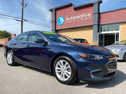 2017 Chevrolet Malibu for sale at Automotive Solutions in Louisville KY
