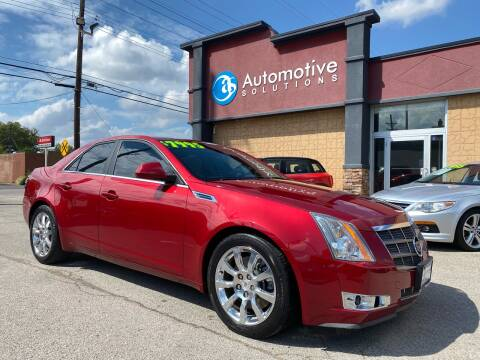 2008 Cadillac CTS for sale at Automotive Solutions in Louisville KY