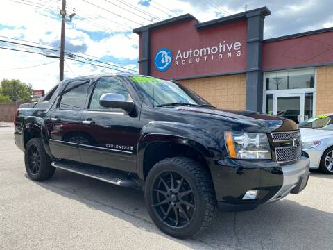 2007 Chevrolet Avalanche for sale at Automotive Solutions in Louisville KY