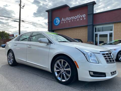 2014 Cadillac XTS for sale at Automotive Solutions in Louisville KY