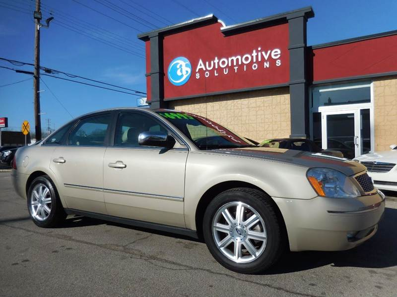 2005 Ford Five Hundred Limited 4dr Sedan - Louisville KY