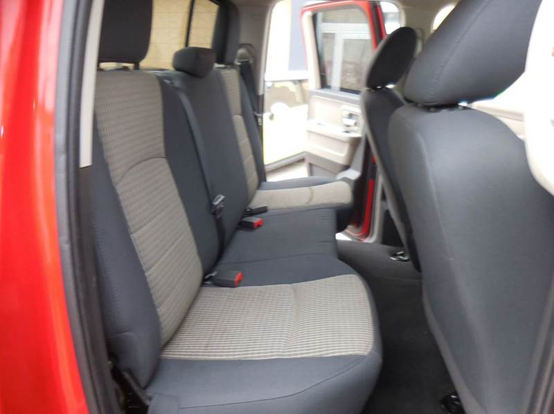2012 RAM Ram Pickup 1500 SLT 4dr Quad Cab 6.3 ft. SB Pickup - Louisville KY