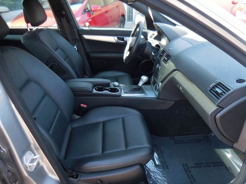 2008 Mercedes-Benz C-Class C300 Sport 4MATIC AWD 4dr Sedan - Louisville KY