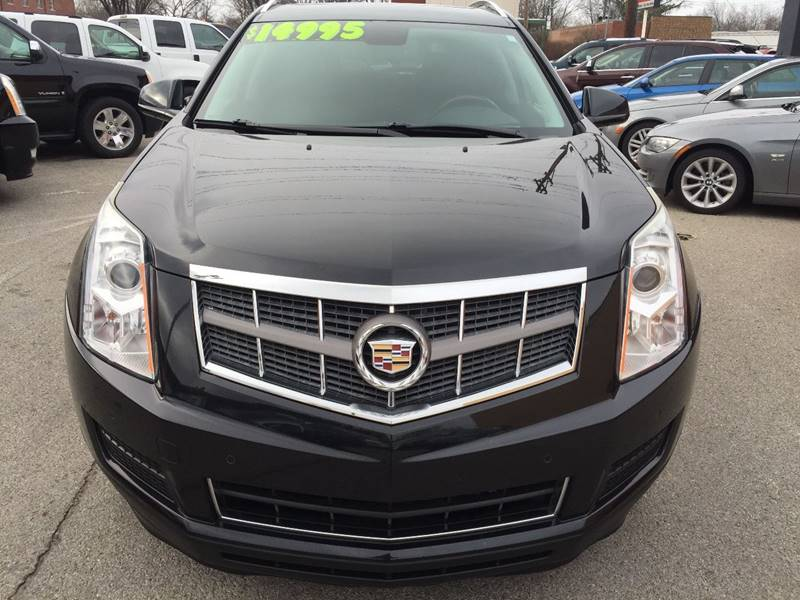 2011 Cadillac SRX AWD Luxury Collection 4dr SUV - Louisville KY