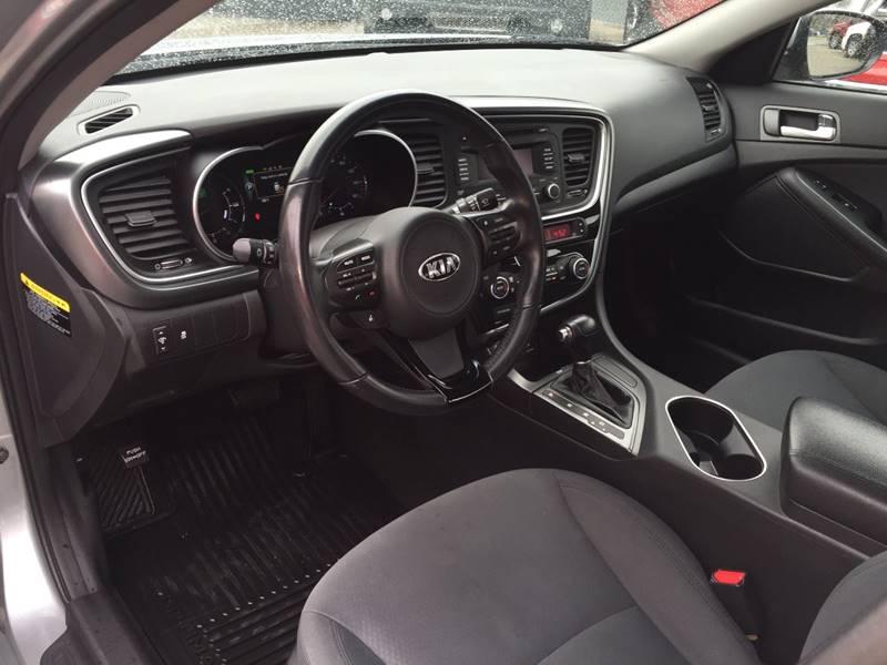 2015 Kia Optima Hybrid 4dr Sedan - Louisville KY