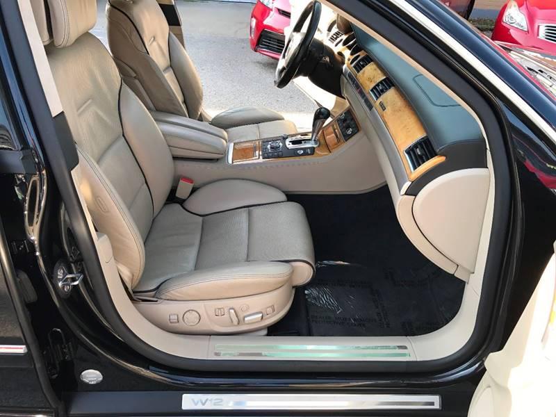 2008 Audi A8 L AWD W12 quattro 4dr Sedan - Louisville KY