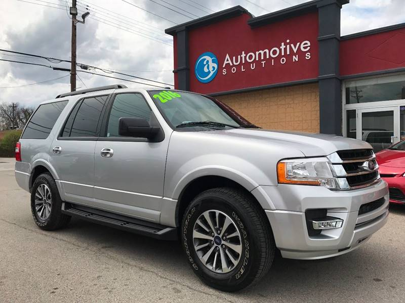 2016 Ford Expedition XLT , DVD , NAVIGATION - Louisville KY