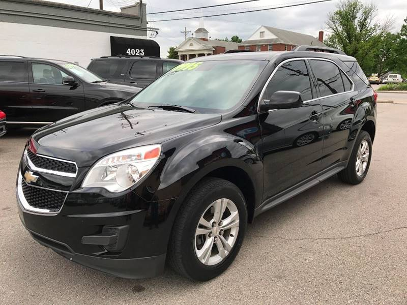 2013 Chevrolet Equinox AWD LT 4dr SUV w/ 1LT - Louisville KY