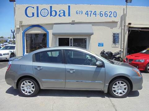 2012 Nissan Sentra for sale in National City, CA