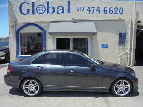 2011 Mercedes-Benz C-Class for sale in National City, CA