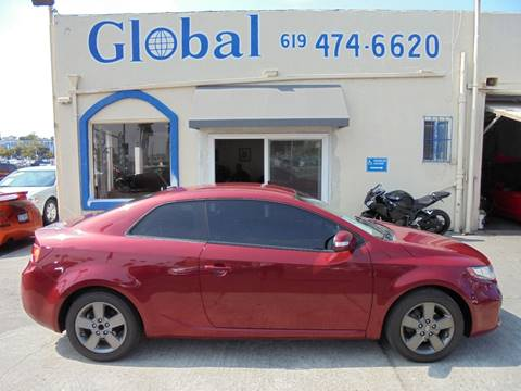 2010 Kia Forte Koup for sale in National City, CA