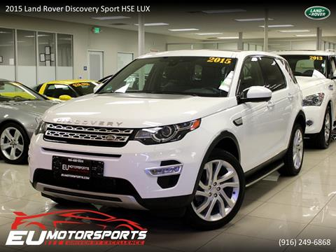 Land Rover Discovery For Sale In Sacramento Ca Carsforsale Com