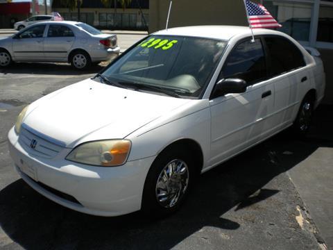 2001 Honda Civic for sale in Fort Lauderdale, FL