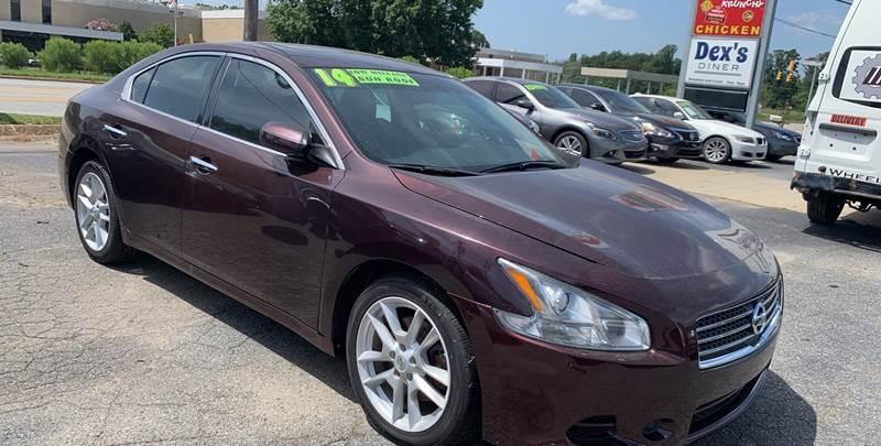Buy Here Pay Here Greensboro Nc >> 2014 Nissan Maxima 3.5 S 4dr Sedan In Greensboro NC - NC Auto Dealer